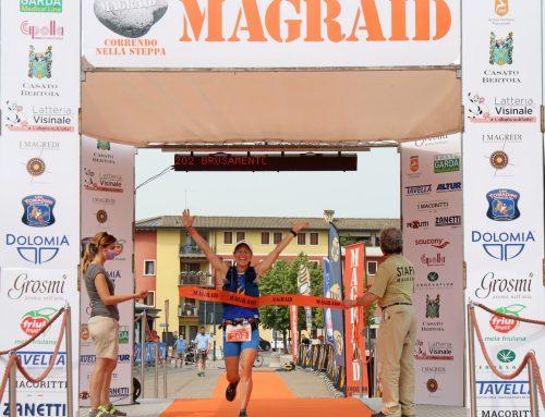 Lorena Brusamento vince la 100km di Magraid