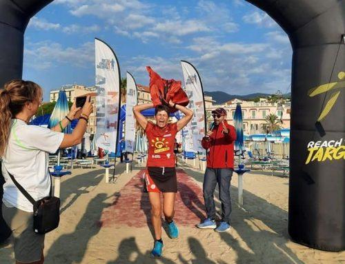 Mirela Hilaj vince l'UltraMilano-Sanremo